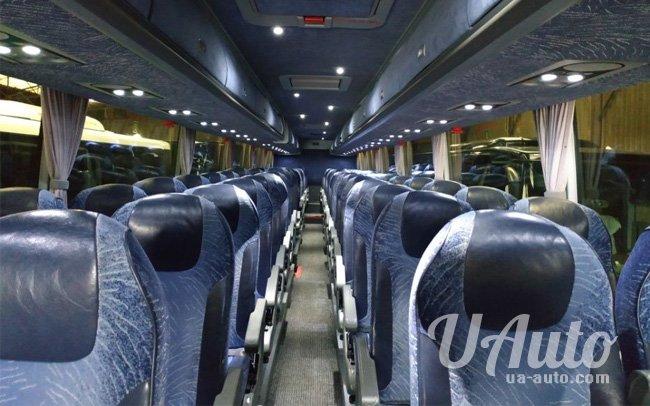 аренда авто Автобус Van Hool Astron в Киеве