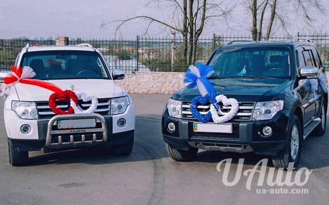 аренда авто Mitsubishi Pajero Wagon в Киеве