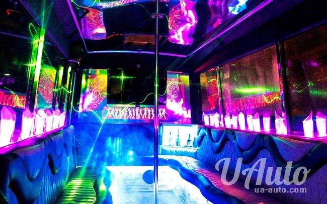 аренда авто Party Bus в Киеве