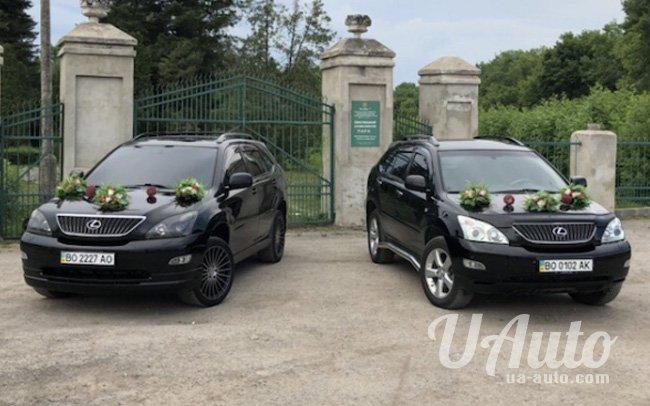 аренда авто Lexus RX в Киеве