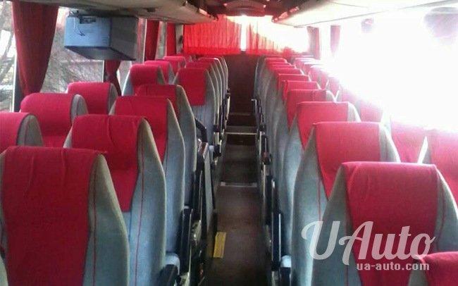 аренда авто Автобус MAN 18.420 HOLC в Киеве