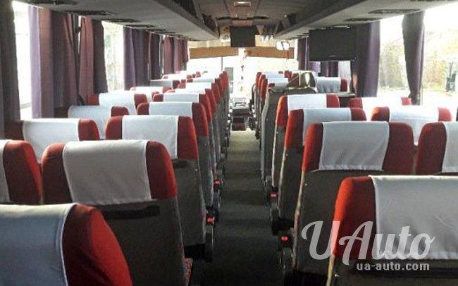 аренда авто Автобус DAF SMIT в Киеве