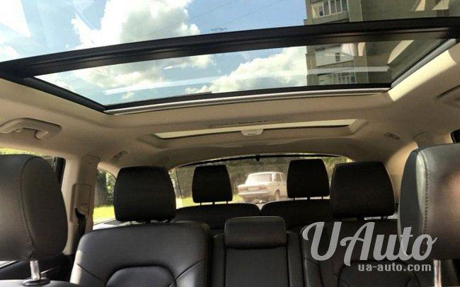 аренда авто Audi Q7 в Киеве