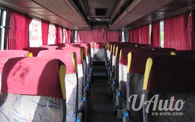 аренда авто Автобус MAN 11.190 в Киеве