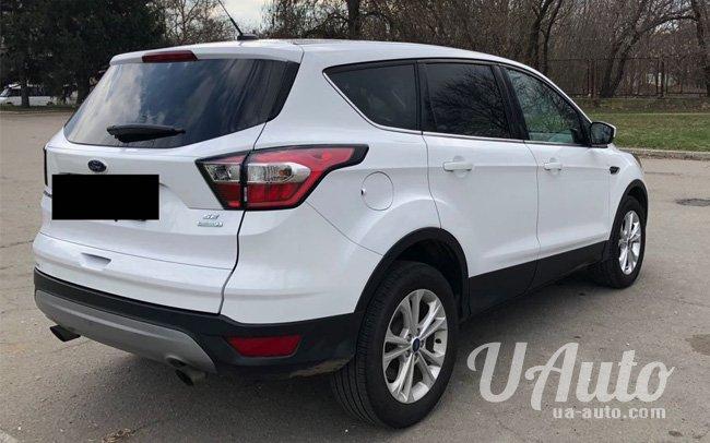 аренда авто Ford Escape в Киеве