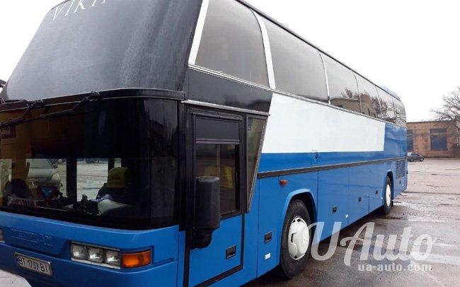 аренда авто Автобус Neoplan N117 в Киеве