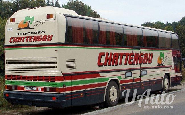 аренда авто Автобус Neoplan Spaceliner в Киеве
