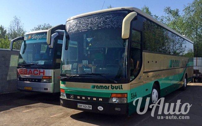 аренда авто Автобус Setra S315 в Киеве