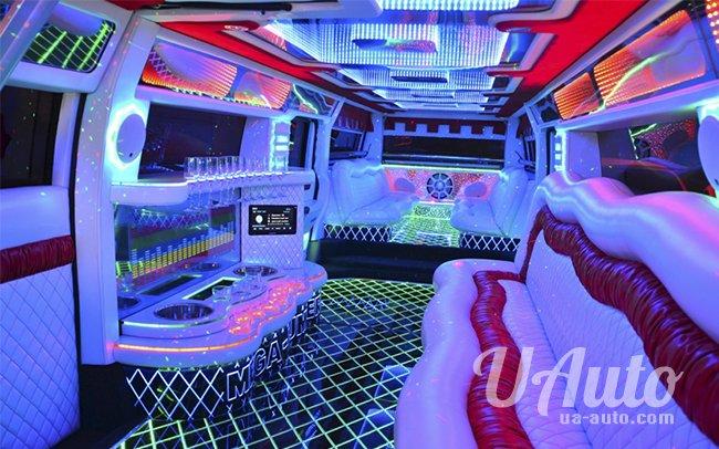 аренда авто Лимузин Mega Hummer в Киеве