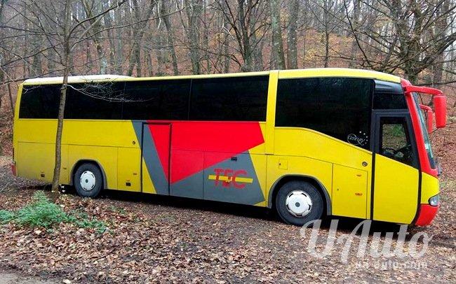 аренда авто Автобус Scania K113CL в Киеве