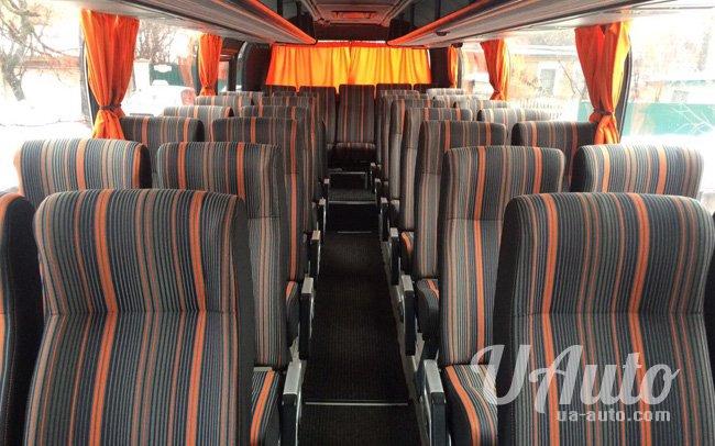 аренда авто Автобус Neoplan 20627 в Киеве