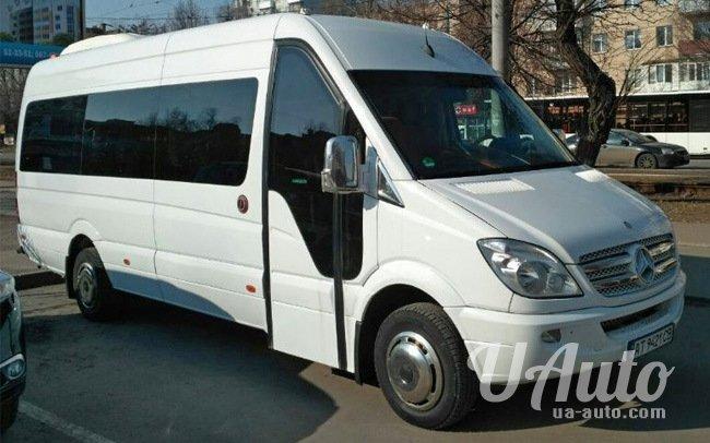 аренда авто Микроавтобус Mercedes Sprinter 519 VIP на свадьбу