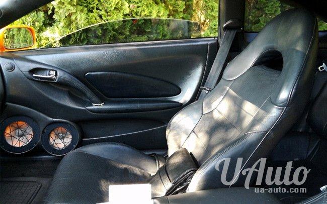 аренда авто Toyota Celica GT в Киеве