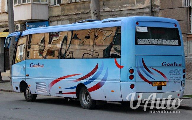 аренда авто Автобус Toyota Caetano в Киеве