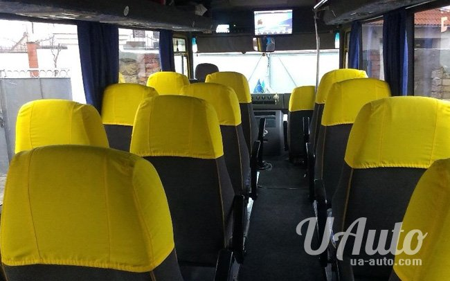 аренда авто Автобус Mercedes Vario 612 в Киеве