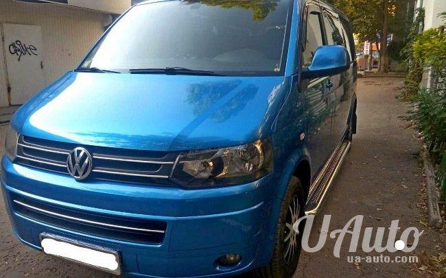 аренда авто Микроавтобус Volkswagen Caravelle в Киеве