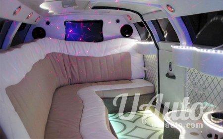 аренда авто Лимузин Jaguar в Киеве