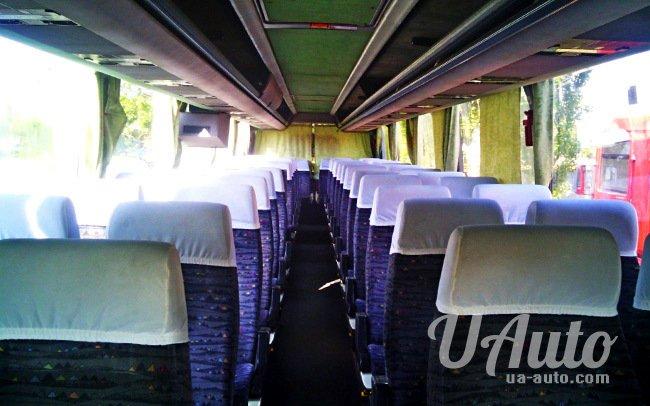 аренда авто Автобус Mercedes O 350 в Киеве