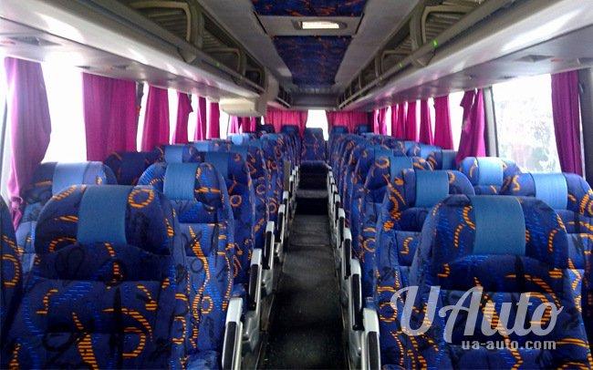аренда авто Автобус Iveco 742 в Киеве