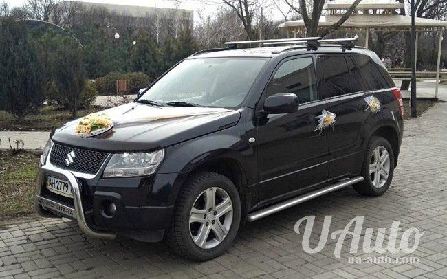 аренда авто Suzuki Grand Vitara в Киеве