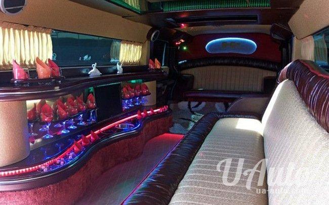 аренда авто Лимузин Hummer H2 в Киеве