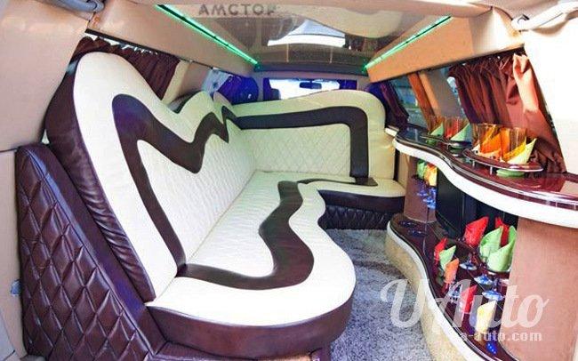 аренда авто Лимузин Mercedes S-Class W140 в Киеве