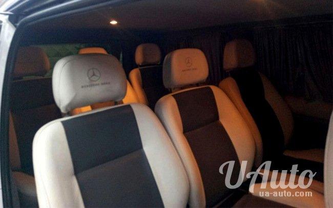 аренда авто Микроавтобус Mercedes Vito в Киеве