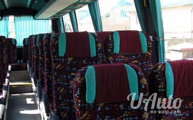 аренда авто Автобус Irizar Century в Киеве