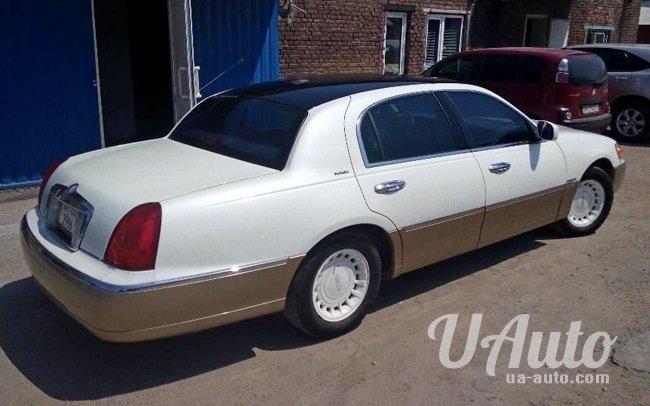 аренда авто Lincoln Town car в Киеве