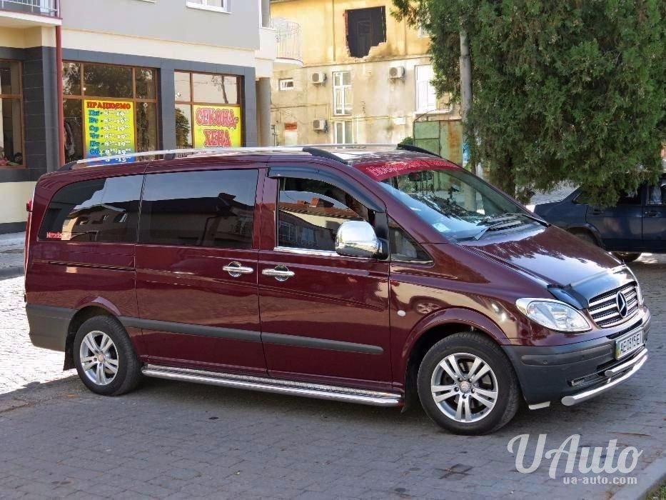 аренда авто Микроавтобус Mercedes Vito на свадьбу