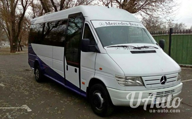 аренда авто Микроавтобус Mercedes Sprinter на свадьбу