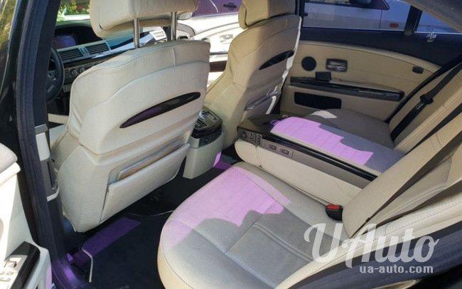 аренда авто BMW 760i в Киеве