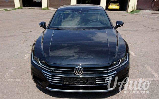 аренда авто Volkswagen Arteon в Киеве