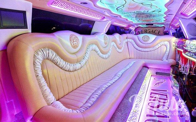аренда авто Лимузин Chrysler 300C Versace в Киеве