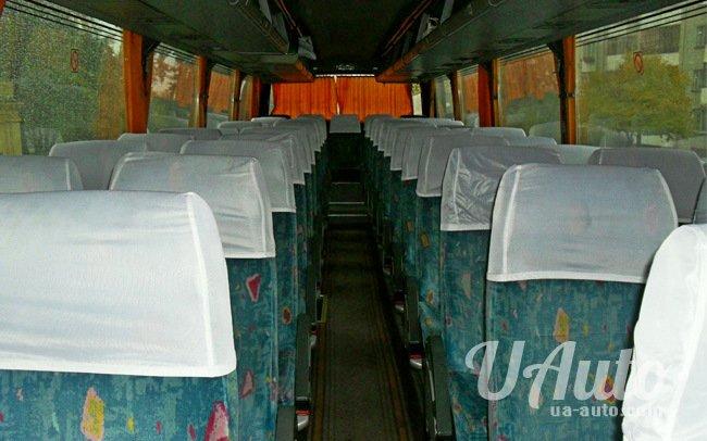 аренда авто Автобус Iveco Eurorider в Киеве