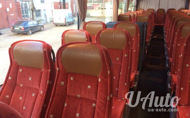 аренда авто Автобус Setra 415 GT HD в Киеве