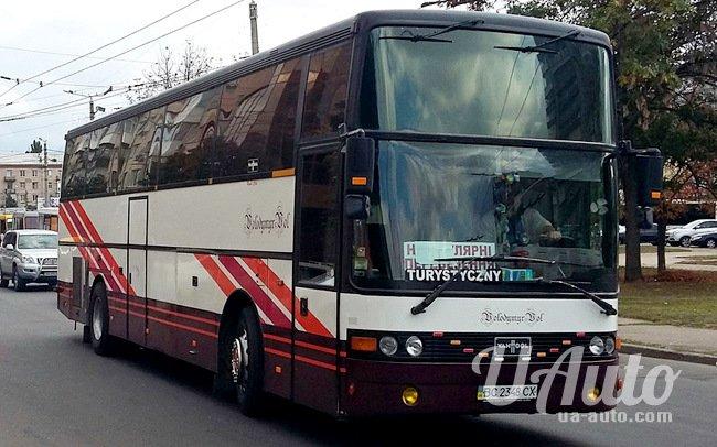 аренда авто Автобус Van Hool Acron в Киеве