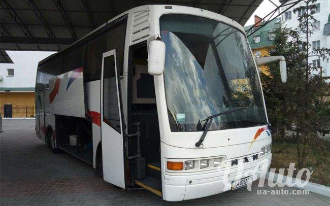аренда авто Автобус MAN 11.230 в Киеве