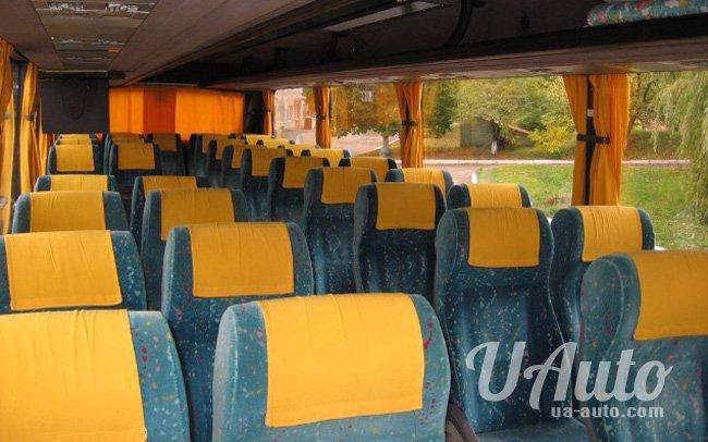 аренда авто Автобус MAN 18.220 в Киеве