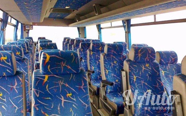 аренда авто Автобус MAN 10.220 FOCL в Киеве
