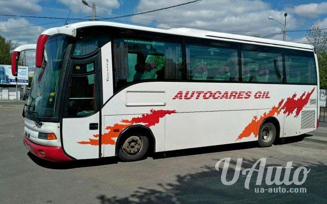 аренда авто Автобус MAN Noge в Киеве