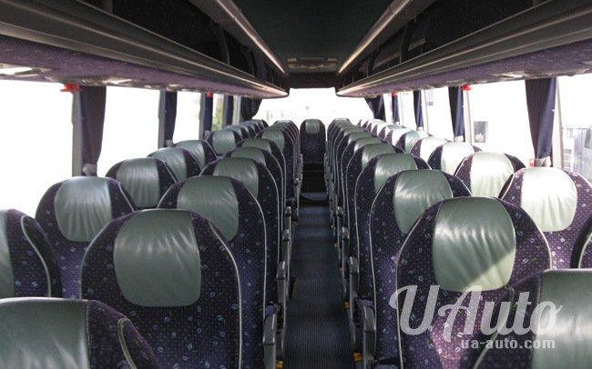 аренда авто Автобус Van Hool T916 в Киеве