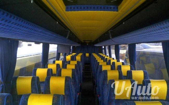 аренда авто Автобус Bova Fortuna в Киеве