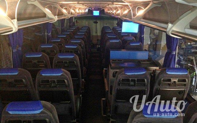 аренда авто Автобус Neoplan в Киеве