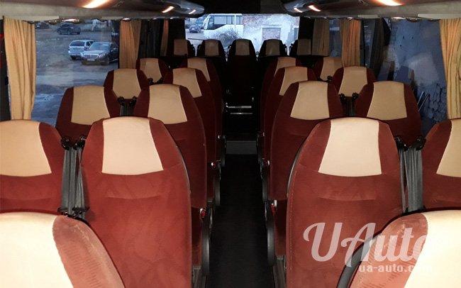 аренда авто Автобус Mercedes в Киеве