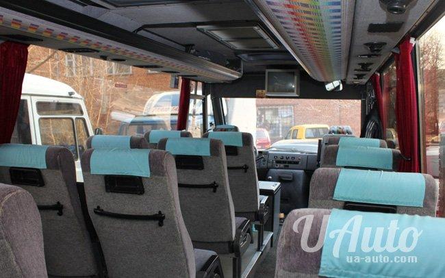 аренда авто Автобус Mercedes 814 в Киеве