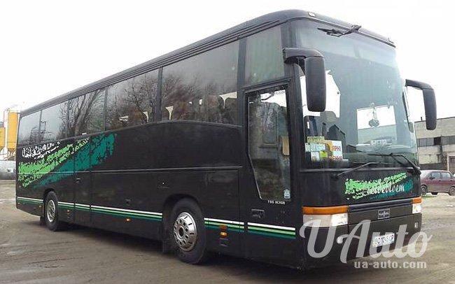 аренда авто Автобус Van Hool в Киеве