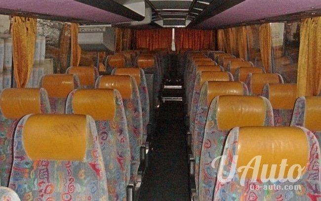 аренда авто Автобус Setra S250 Special в Киеве