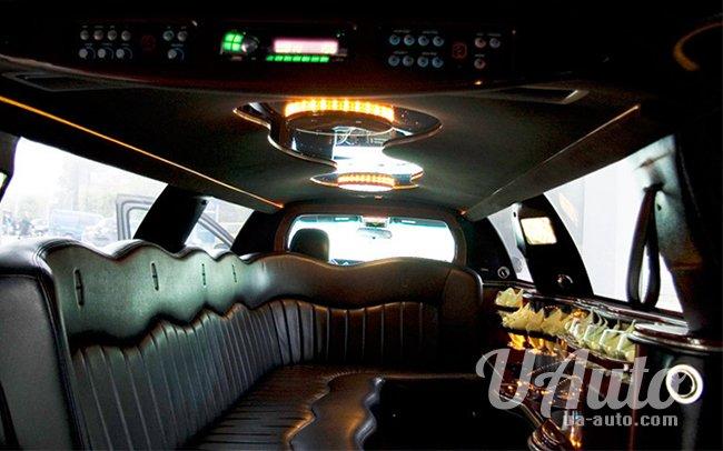 аренда авто Лимузин Lincoln Town Car в Киеве