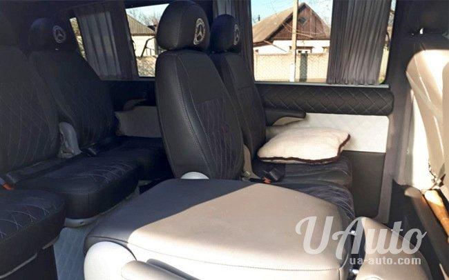 аренда авто Микроавтобус Mercedes Vito New в Киеве